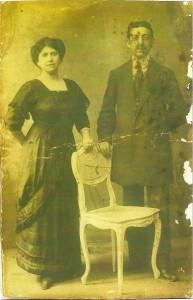 1 Clara Mazalto et Moïse Menache