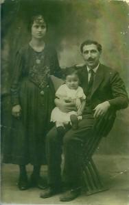 1 Jacques & Fortunée , David Mazaltove Alexandrie 1919