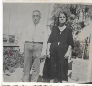 1 M & Mme Alazraki à Smyrne