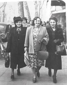 11 Grand-mère Sultana Hadgès, Mme H. & mère de Alex H.