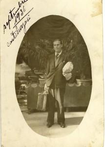 1936 Castelnaudary Jean Hadjès