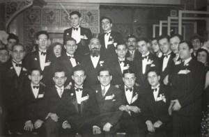 7 Groupe La Fraternité qui était une association du XI  arrt de Paris.