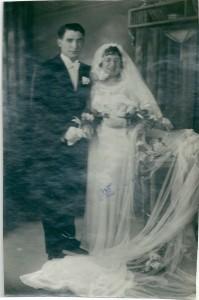 7 Mariage Lucien Dolsa Mazalto à Popincourt 1933  Ketouba n° 864
