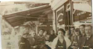 A Paris, Mazalto, Halama & Madjar années
