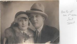Berthe & Paul Jabaud