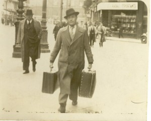 Lille 1935 en représentation Jean Hadjès
