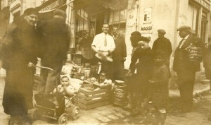 Md de vaisselle - marseille 1932