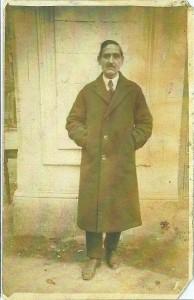 Mordohaï Mazalto à Istanbul années 1920