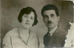 Santo & Dora Madjar 1930
