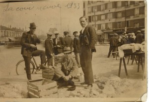 la courneuve 1933 - Hadjes