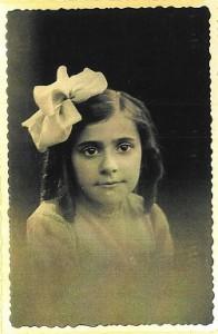 7 Mauricette 4ème enfant de Michon