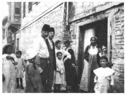 Quartier juif de Smyrne