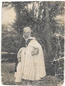 1 Nissim Romi en Algérie années 1930