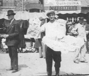 3 M. Portias vendeur dans la rue
