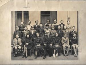 Ecole comunale Paris  1946-1947