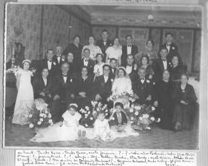 Mariage Rachel Romi & famille