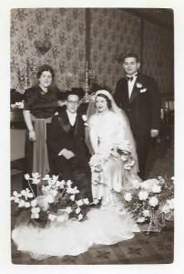 Mariage de Rachel Romi...avec Rebecca & Nissim Romi