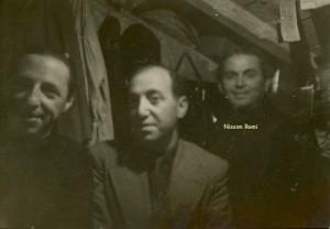 Nissim Romi - Camp du Vernet juin 1941