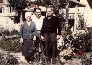 4  Mr et Me TÊTE EN 1956 LORS DE MA VISITE AURILLAC
