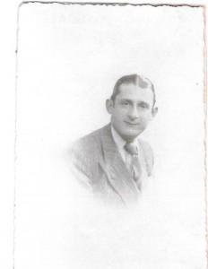 Joseph Rossano Istanbul 20 sept. 1907