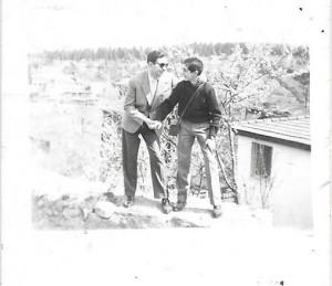 Sami et Simon Ventura années 1955