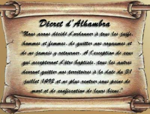 Décret Alhambra