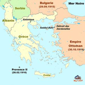 Détroit Dardanelles