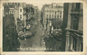 Istanbul Beyoglu istiklal