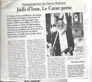 Juifs d'Iran 3