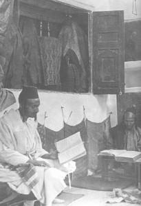 Sana'a syangogue vers 1930